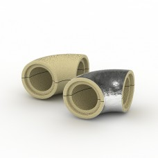 Отвод ППУ 32/30мм скорлупа