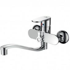 Calorie ванна-душ станд. стальной полуоборот литой п 2533А45