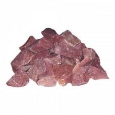 Камни для бани малиновые 20кг