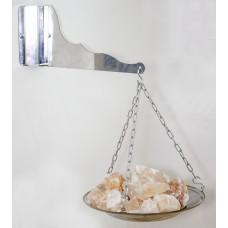 """Испаритель настенный """"Узор"""" с гималайской солью"""