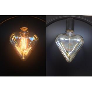 Лампа Edison 60W E27 L125