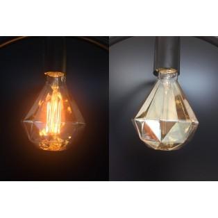 Лампа Edison 60W E27 D95