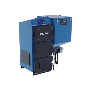Котел твердотопливный автоматический Zota Forta 20 кВт