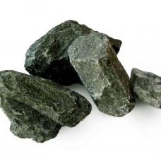 Камни для бани Перидотит/дунит колотый 20кг