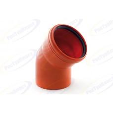 Отвод кан. 110*45