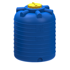 Ёмкость цилиндр. вертикальная 1500 л