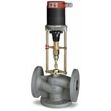 Клапан двухходовой регулирующий седельный флянц, тип CV 216 GG.TA
