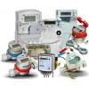 Счетчики тепла, воды, газа, Измерительные приборы.