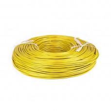 Акустический провод RV 1*0.5 желтый