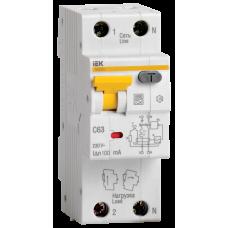 Авоматический выкл.диф.тока АВДТ 32 С16 ИЭК