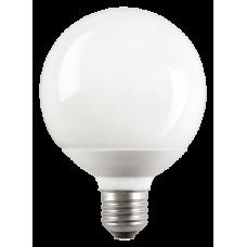 Лампа 12-80V 24W белый свет(шар) Китай Е27