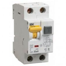 Авоматический выкл.диф.тока АВДТ 32 С20 ИЭК