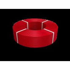 Труба напольного отопления красная d 16 (100 м) РТП