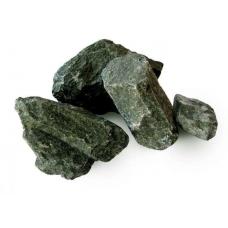 Камни для бани Перидотит/дунит обвалованный 20кг